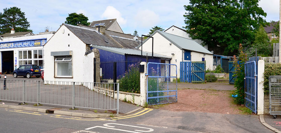 Sweet property sale sought in East Lothian