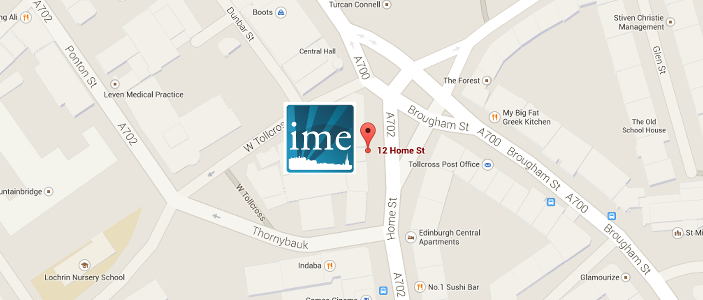 IME Property To Return Home