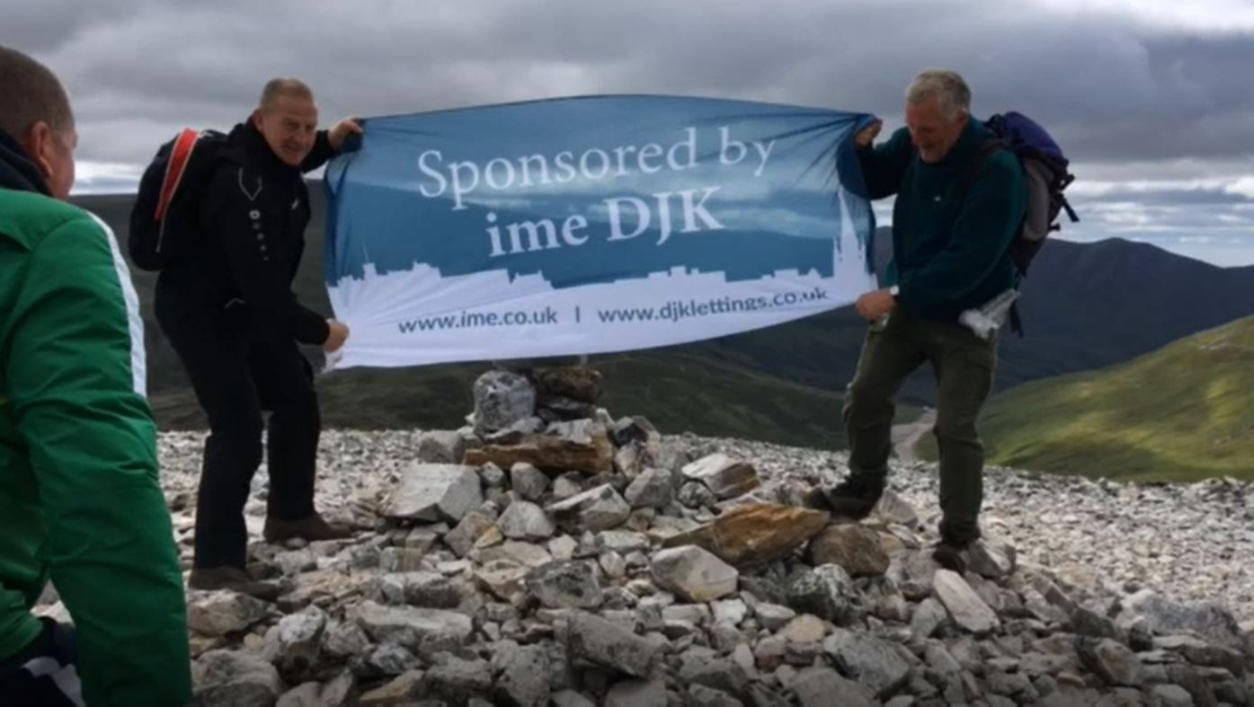 IME DJK HIT NEW HEIGHTS WITH SPONSORSHIP OF CHARITY FUNDRAISERS