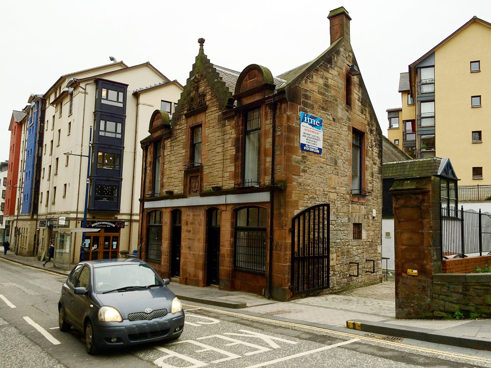 IME Property in Holyrood Road purchase