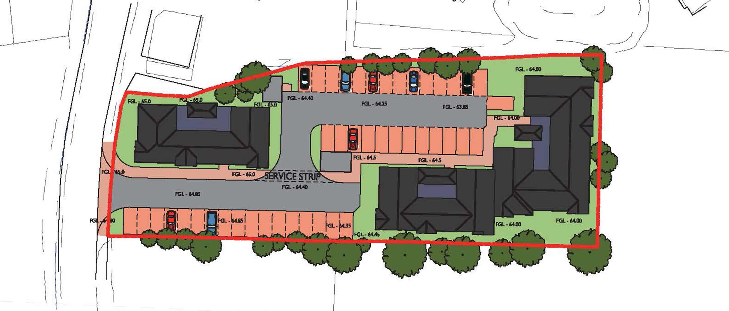 Residential Development Opportunity In Bo'ness