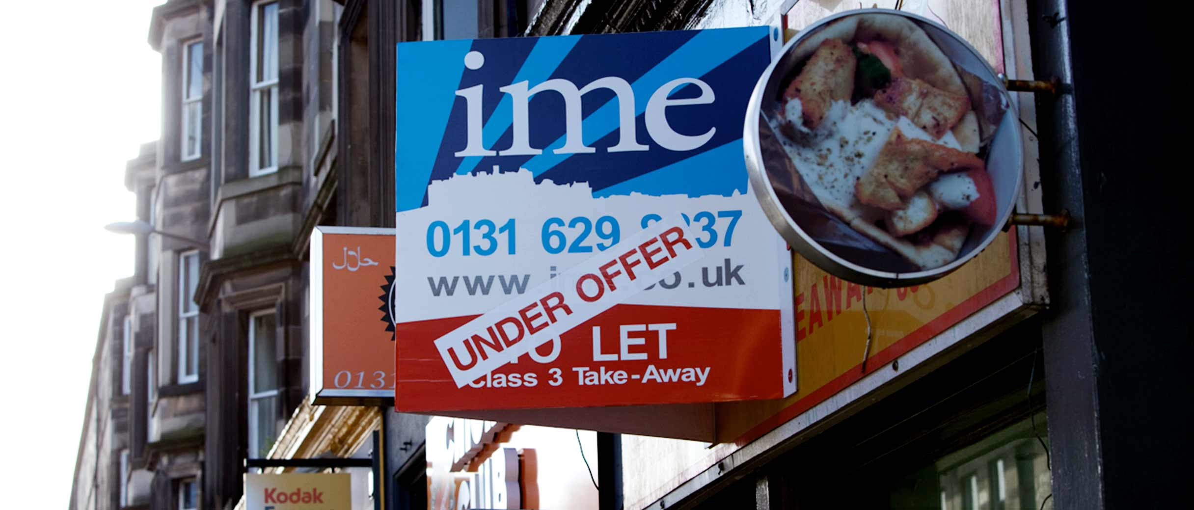 IME In Double Property Sale